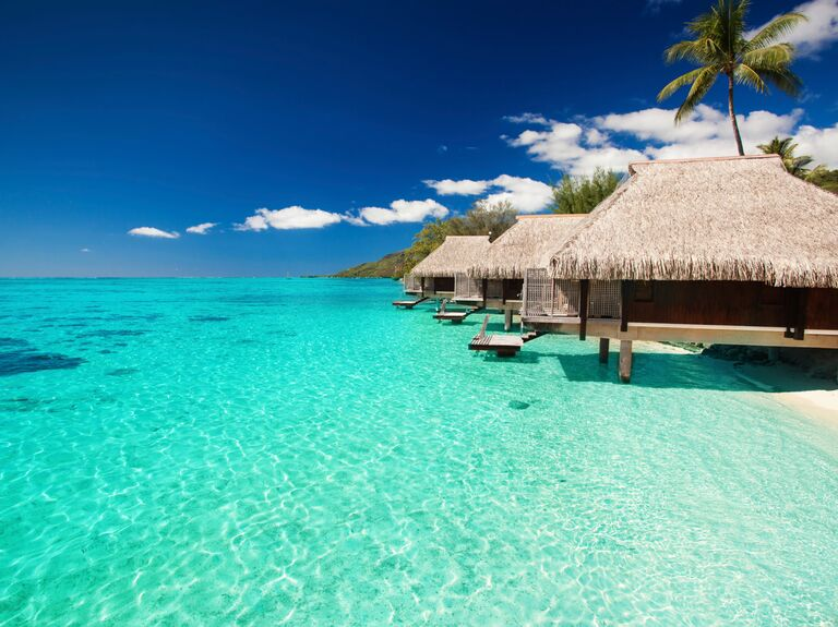 Most Romantic Bora French Polynesia