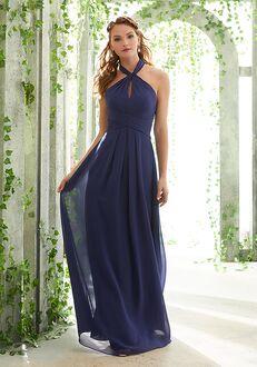 Morilee by Madeline Gardner Bridesmaids 21616 Halter Bridesmaid Dress