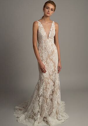 Jenny Yoo Collection Simone Mermaid Wedding Dress