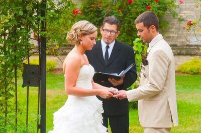 A Beautiful Ceremony by Peter