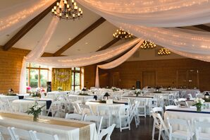 The Reserve at Bluebird Hill Wedding Reception