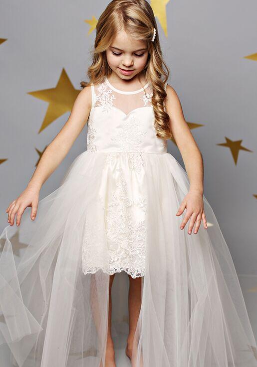 FATTIEPIE Victoria Flower Girl Dress