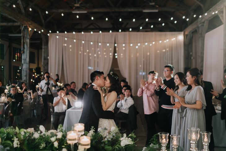 Romantic Pipe Shop First Dance