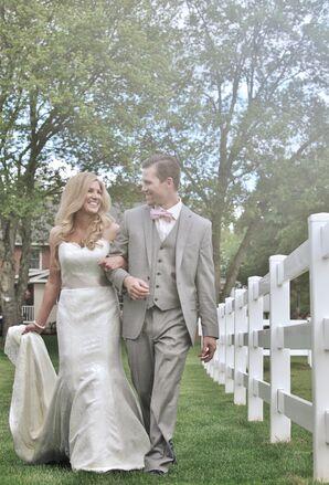 Shabby Chic Wedding at Second Chance Farm