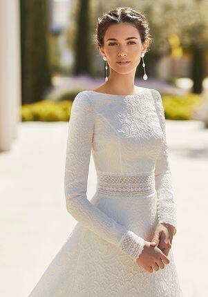 Rosa Clara Couture SERGE Ball Gown Wedding Dress