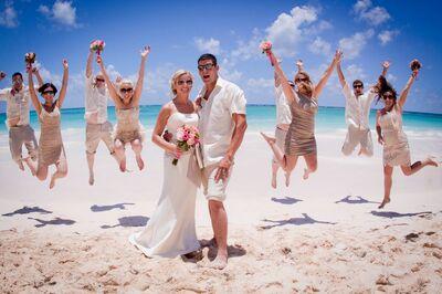 """I Do"" Wedding Travel"