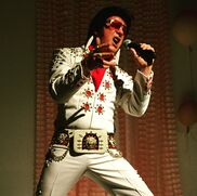Los Angeles, CA Elvis Impersonator | Larry D Sanders    Elvis is BACK!