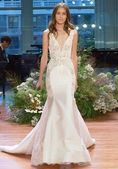 Monique Lhuillier Remember Mermaid Wedding Dress
