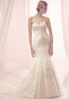 Amaré Couture B087 Mermaid Wedding Dress
