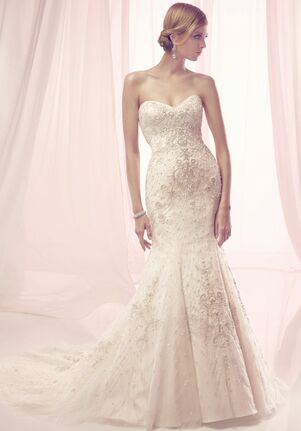 Amaré Couture B087 Mermaid Wedding Dress