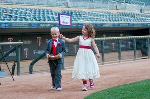 Baseball-Inspired Child Attendants