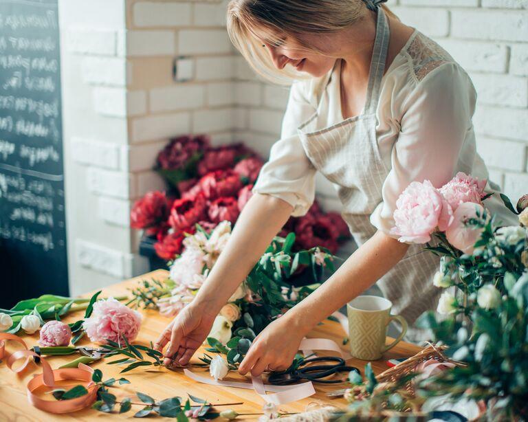 wedding florist vendors help coronavirus