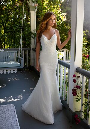 Simply Val Stefani HALO Mermaid Wedding Dress