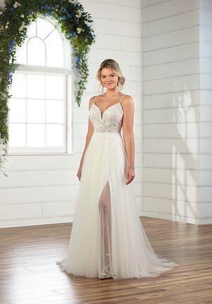 Essense of Australia D2983 A-Line Wedding Dress