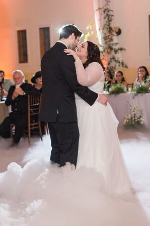 First Dance with a Fog Machine