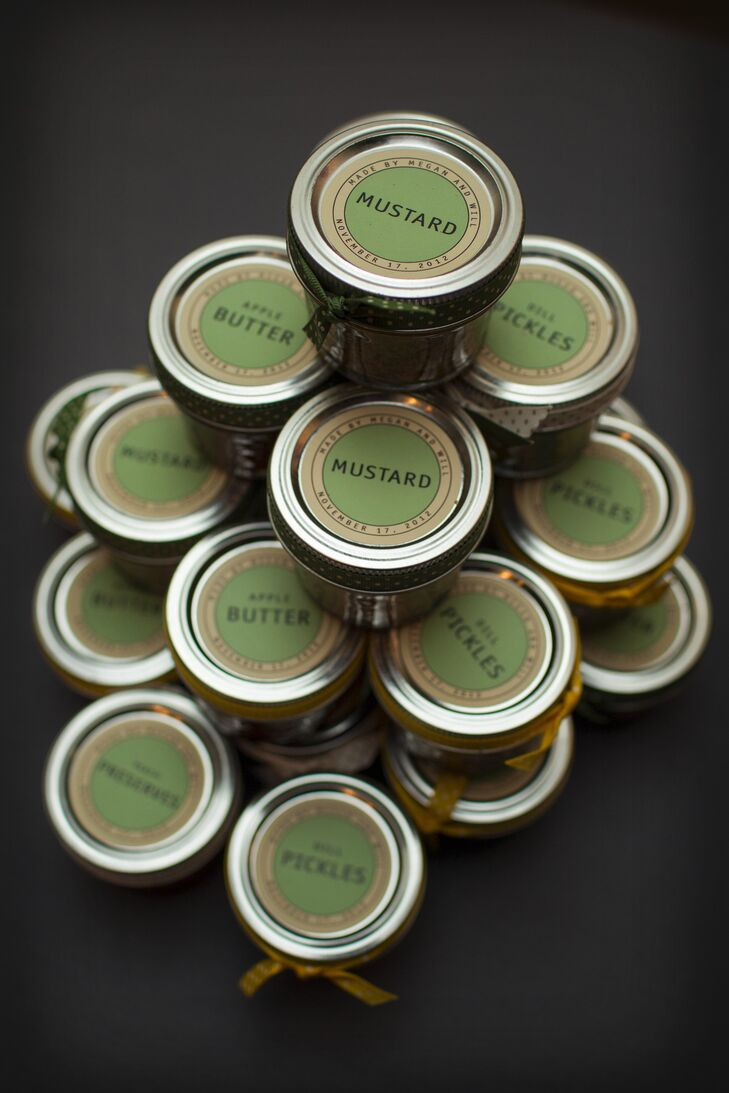 Individual Mustard Containers