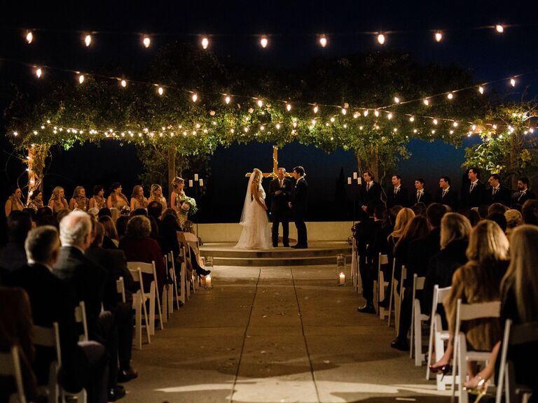 Wedding venue in Santa Cruz, California.