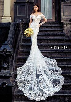 KITTYCHEN GEORGETTA H1854 Sheath Wedding Dress