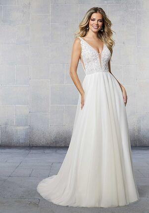 Morilee by Madeline Gardner/Voyage Sailor 6923 A-Line Wedding Dress