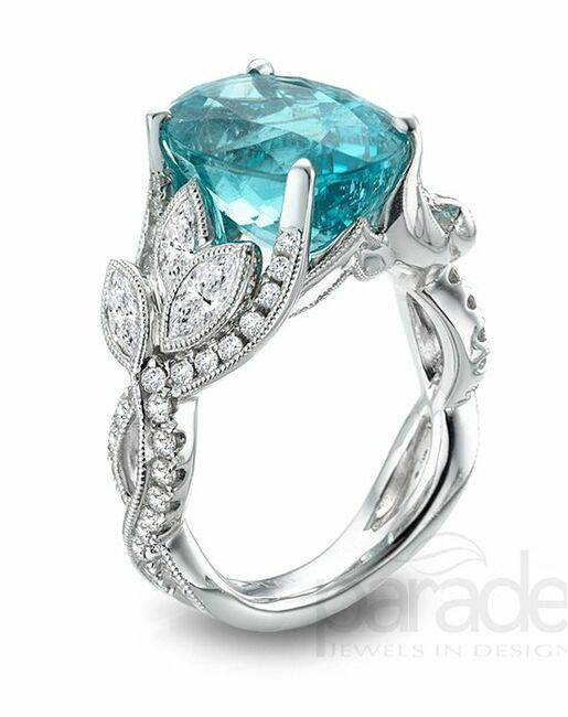 Parade Designs R3327 from the Parade in Color Collection Wedding Rings photo