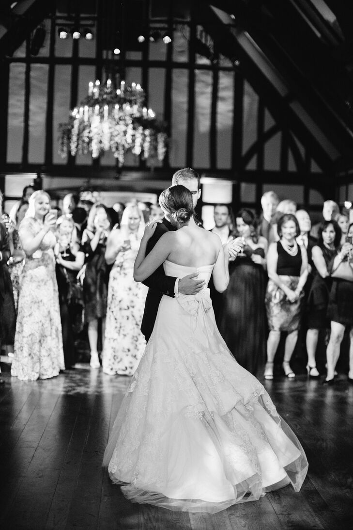First Dance at Glen View Club in Golf, Illinois