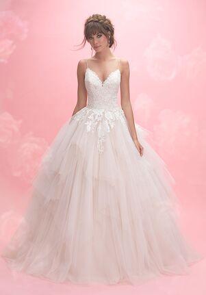 Allure Romance 3067 Ball Gown Wedding Dress
