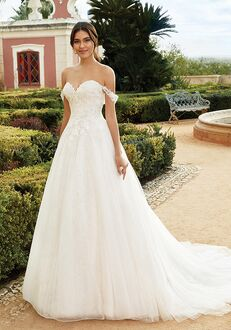 Sincerity Bridal 44250 Ball Gown Wedding Dress