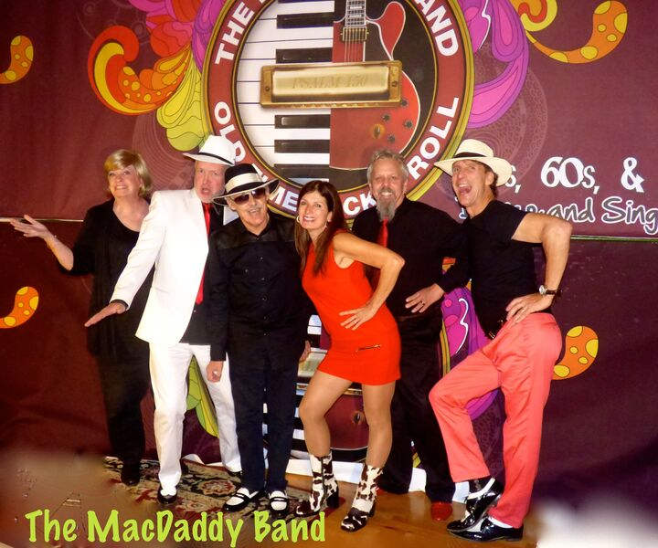 The MacDaddy Band - Cover Band - Bothell, WA
