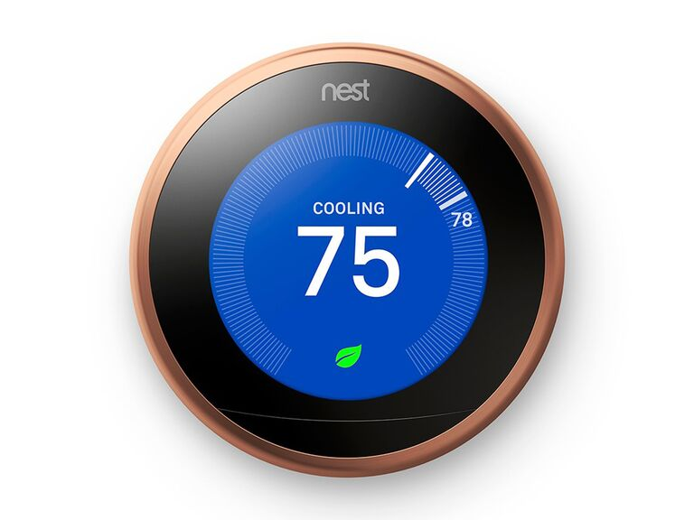 best smart home devices nest thermostat