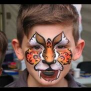 Miami Beach, FL Face Painting | Facepainting and temporary tattoo