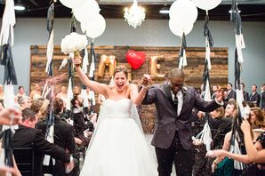 Mallory and Elliotte's New Year's Eve Wedding