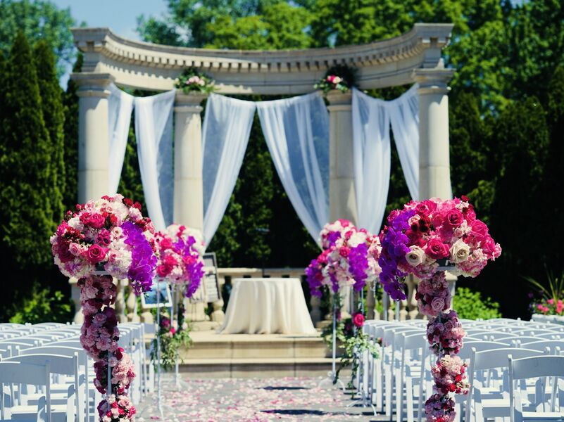 Ritz-Walton planning & Floral Design  - Wedding Planner - Bloomfield, NJ