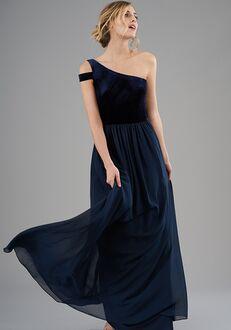 B2 Bridesmaids by Jasmine B203066 One Shoulder Bridesmaid Dress