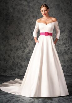Privé by Jasmine A229005 A-Line Wedding Dress