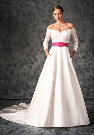 Privé by Jasmine A229005 A-Line Wedding Dress