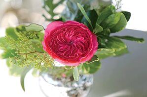 David Austin Garden Rose Arrangement