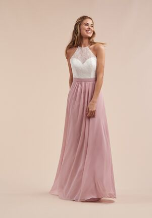 B2 Bridesmaids by Jasmine B213059 Halter Bridesmaid Dress
