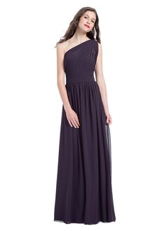 Bill Levkoff 1164 One Shoulder Bridesmaid Dress