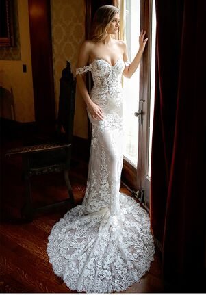 Blue by Enzoani Mareena Mermaid Wedding Dress