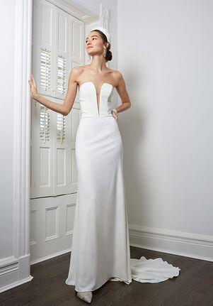 BHLDN Brannox Gown A-Line Wedding Dress