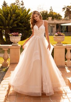 Moonlight Collection J6794 A-Line Wedding Dress