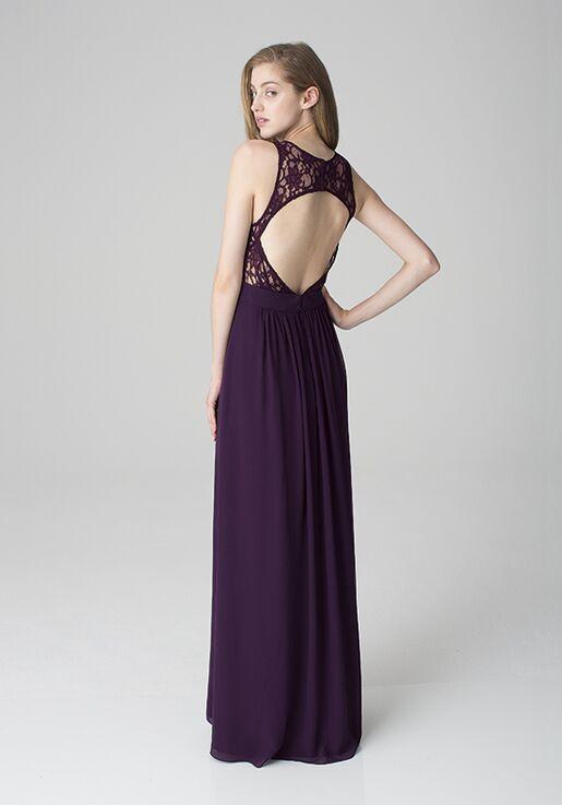 Bill Levkoff 1251 Illusion Bridesmaid Dress