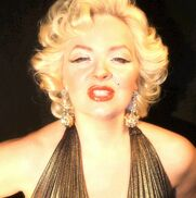 Sayreville, NJ Marilyn Monroe Impersonator | Michele Marzano Celebrity Impersonator