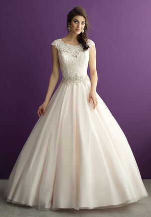 Allure Romance 2967 Ball Gown Wedding Dress