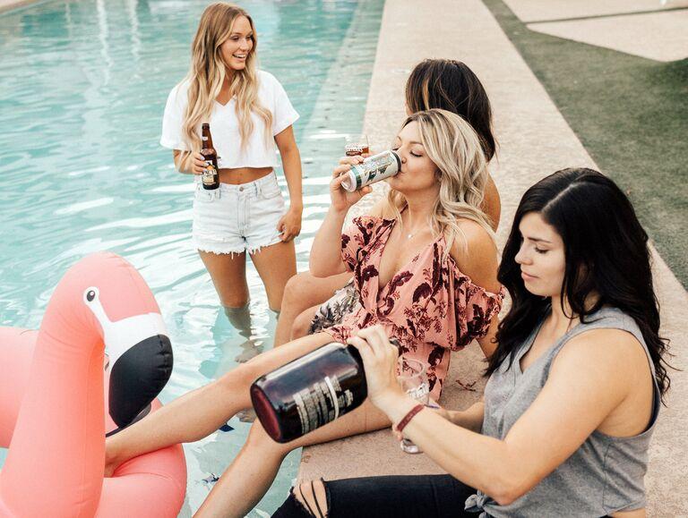 backyard bachelorette party ideas