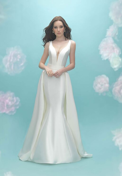 Allure Bridals 9451T Wedding Dress