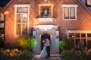 Vintage Mansion Wedding Reception