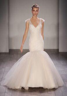 Jim Hjelm 8604 Mermaid Wedding Dress