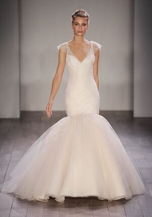 Jim Hjelm 8604 Mermaid Wedding Dress