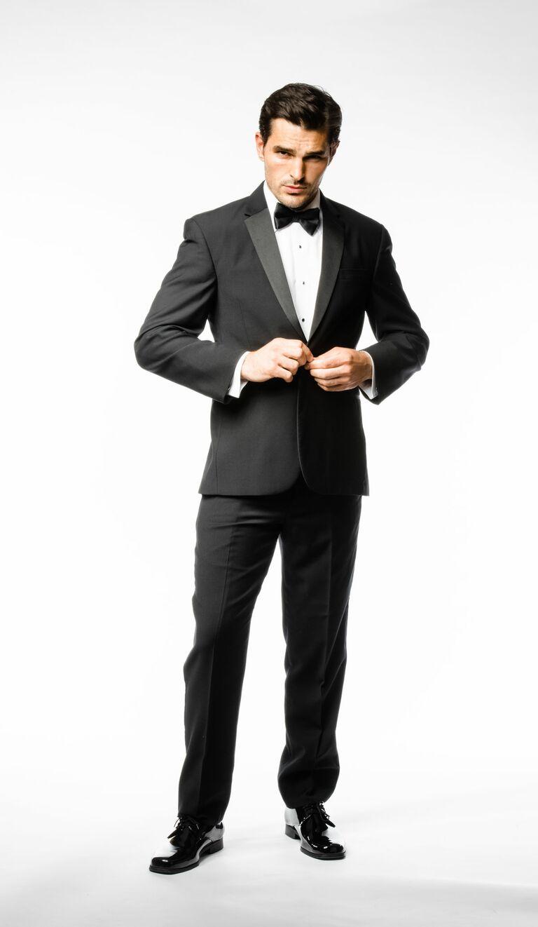 Menguin Tuxedo The Monte Carlo